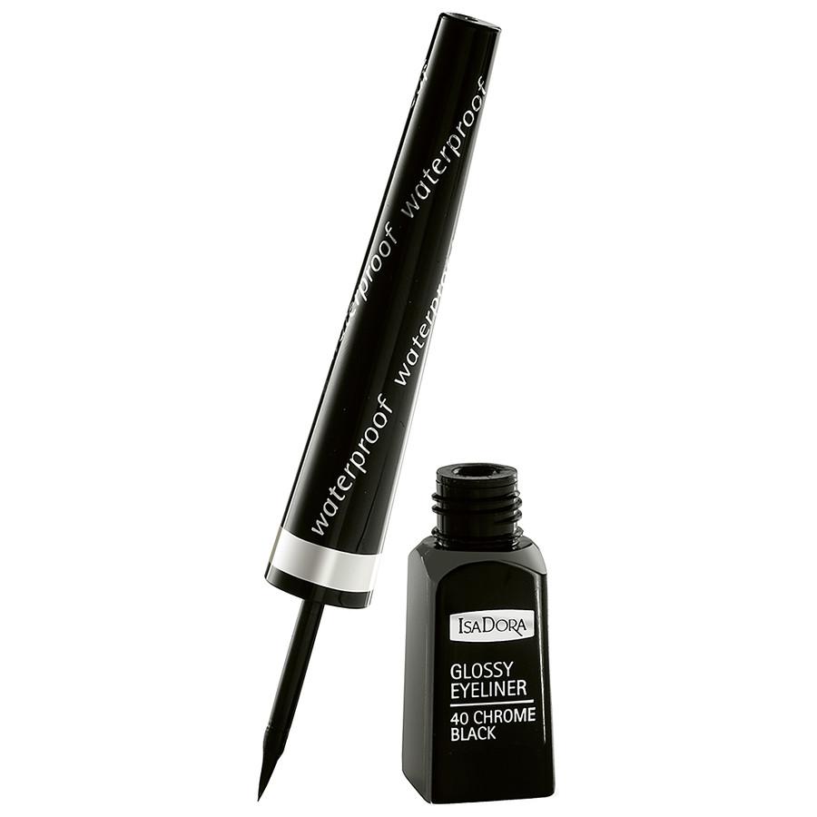 Isadora Eyeliner Chrome Black Nr. 40