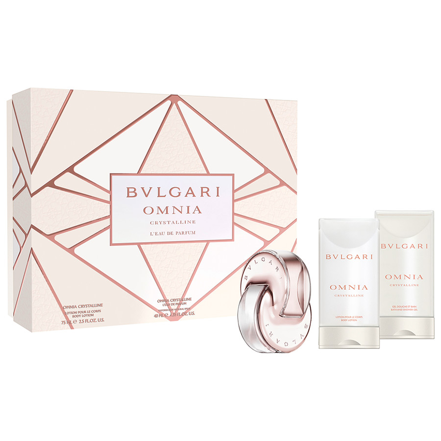 Bvlgari Omnia Crystalline L'Eau de Parfum Set