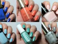 Die Nagellack-Trendfarben 2015