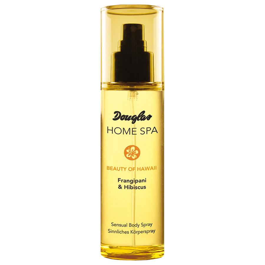 Douglas Home Spa <br> Beauty of Hawaii <br> Frangipani & Hibiscus Körperspray