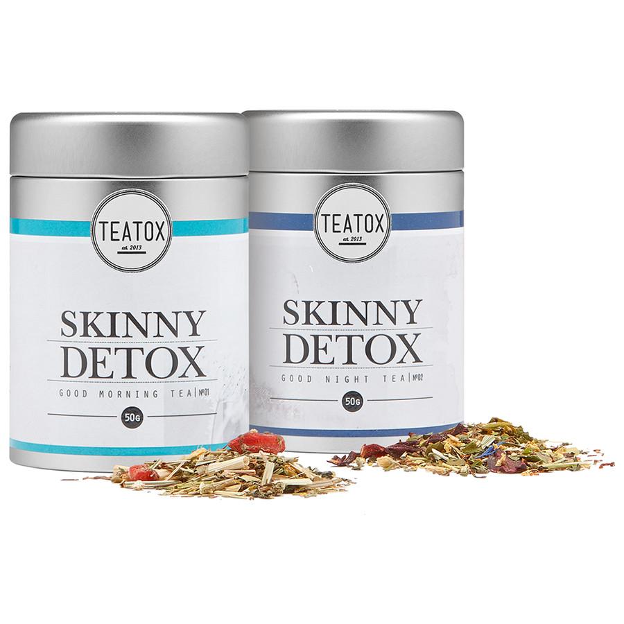 Teatox Skinny Detox 14 Tage Kur