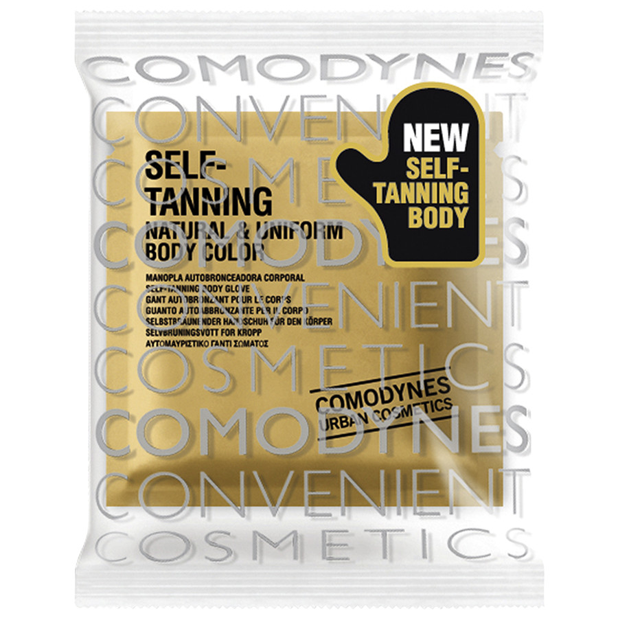 Comodynes Praktische Kosmetik Self-Tanning Body-Glove