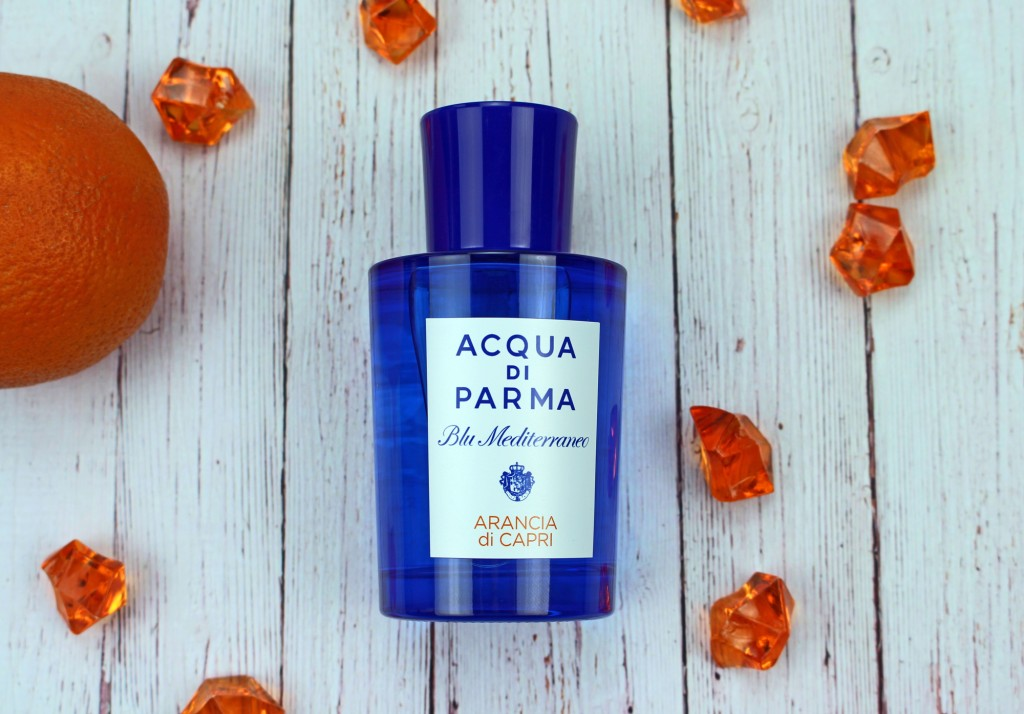 Acqua die Parma Blu Mediterraneo