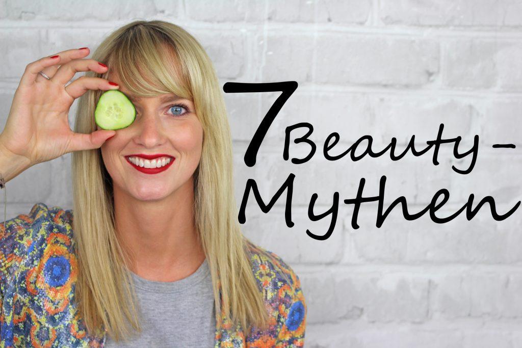 7 beauty mythen true or not. Black Bedroom Furniture Sets. Home Design Ideas
