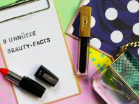9 unnütze Beauty-Facts