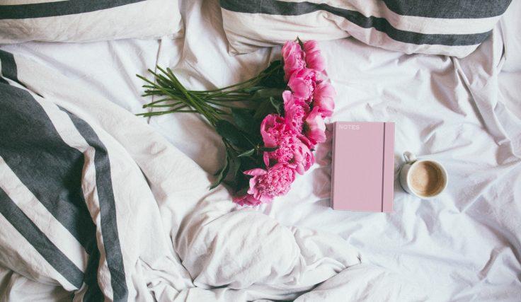 Schön im Schlaf